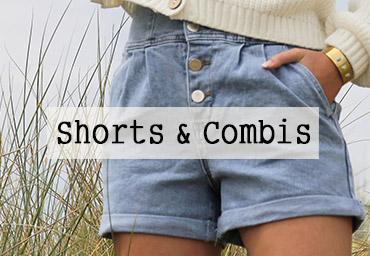 Shorts et combis