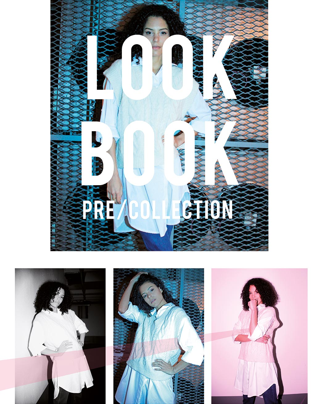 Lookbook pre/collection