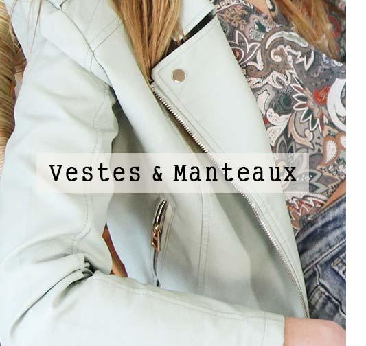 Vestes & manteaux
